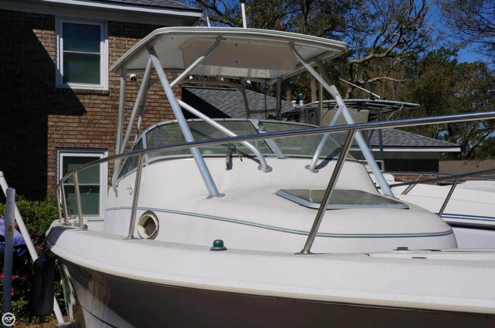 1995 Pro-Line boat for sale, model of the boat is 231 & Image # 27 of 40