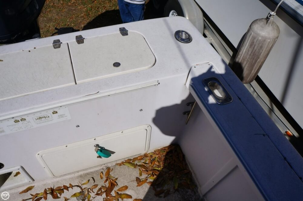 1995 Pro-Line boat for sale, model of the boat is 231 & Image # 35 of 40