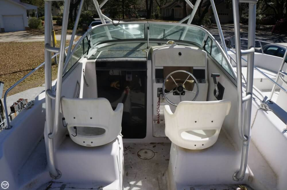 1995 Pro-Line boat for sale, model of the boat is 231 & Image # 37 of 40