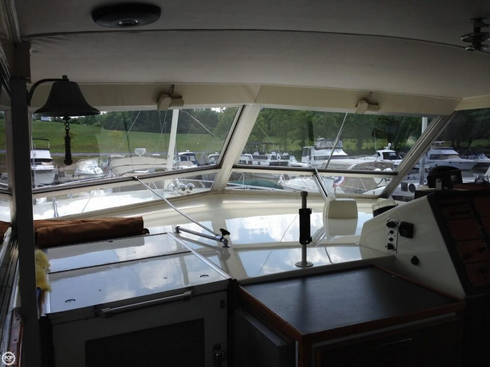 1973 Chris Craft 41 Motoryacht For Sale In Mount Washing Oh