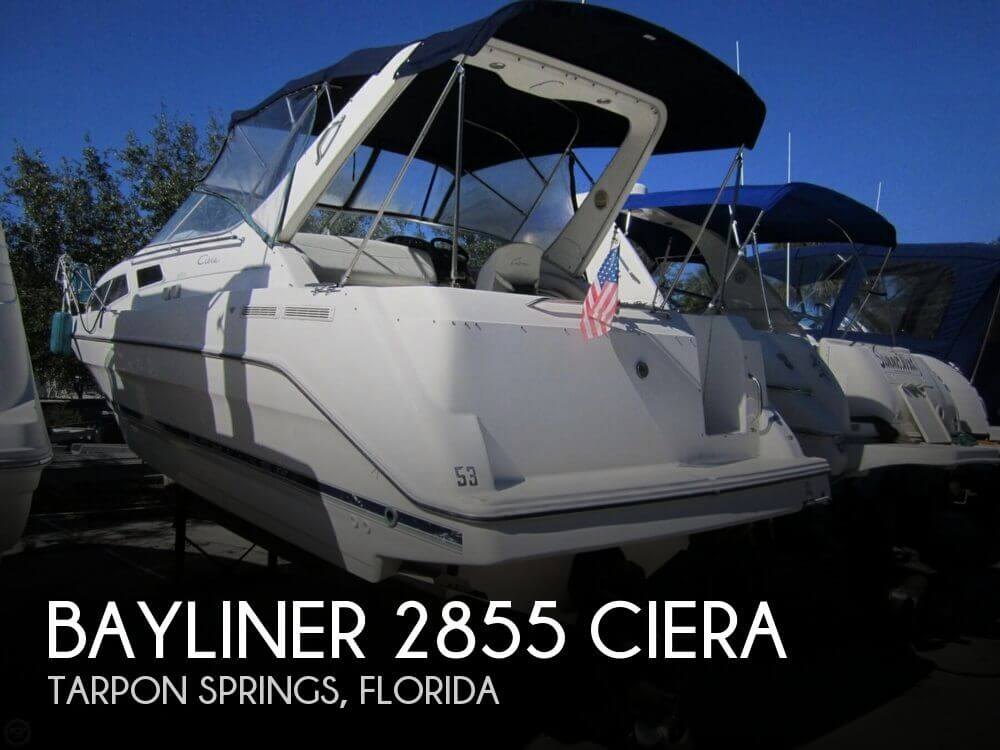 1998 Bayliner 2855 Ciera - Photo #1