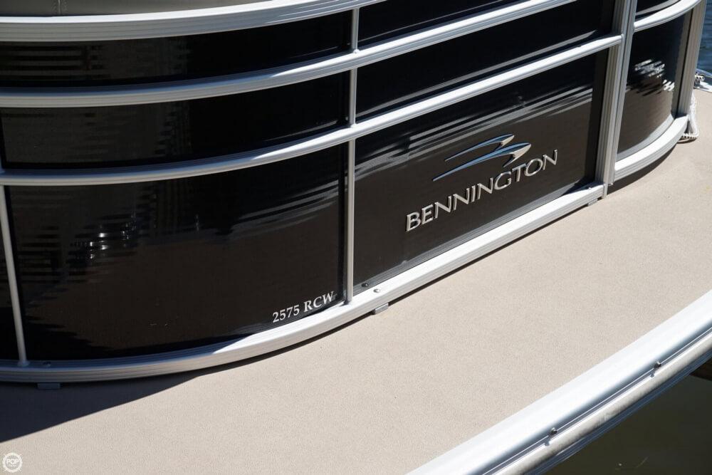 2013 Bennington 2575 RCW - Photo #27