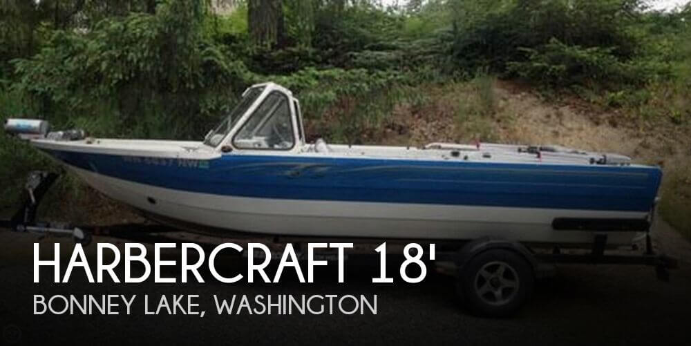 2007 Harbercraft 1875 Whitewater JMAX - Photo #1
