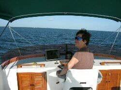 1982 CHB 41 Double Cabin Trawler - Photo #5