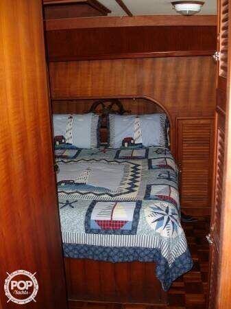 1982 CHB 41 Double Cabin Trawler - Photo #10