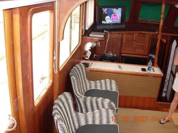 1982 CHB 41 Double Cabin Trawler - Photo #13
