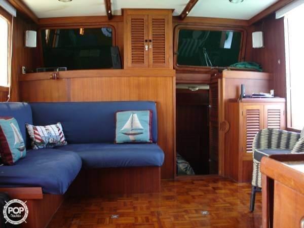1982 CHB 41 Double Cabin Trawler - Photo #14