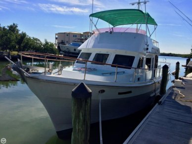 CHB 41 Double Cabin Trawler, 41', for sale - $45,500