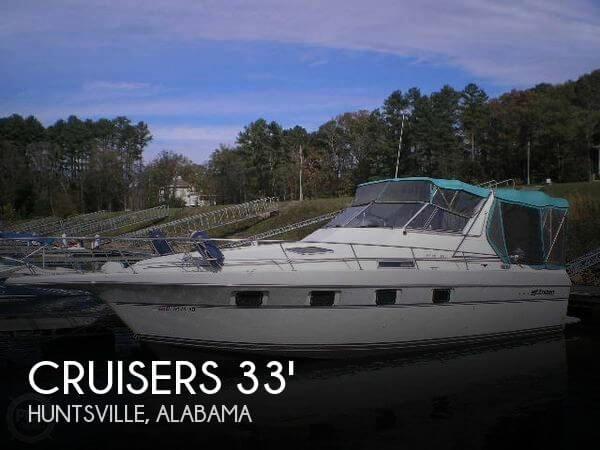 1989 Cruisers 3370 Espirit - Photo #1