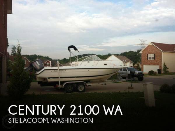 1998 Century 2100 WA - Photo #1