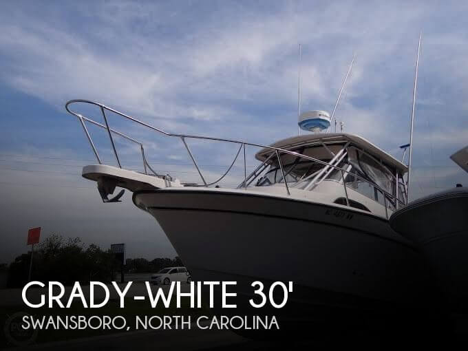2004 Grady-White 300 Marlin - Photo #1