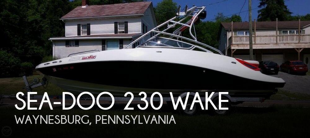 2008 Sea-Doo 230 Wake - Photo #1