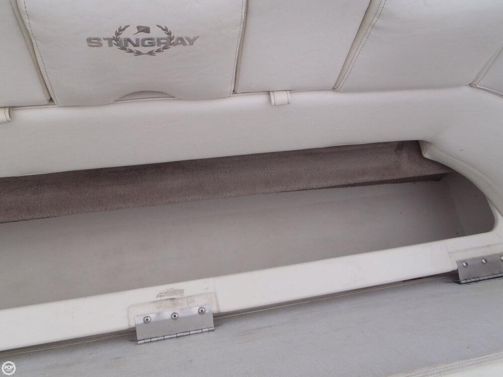 2007 Stingray 230 SX - Photo #27