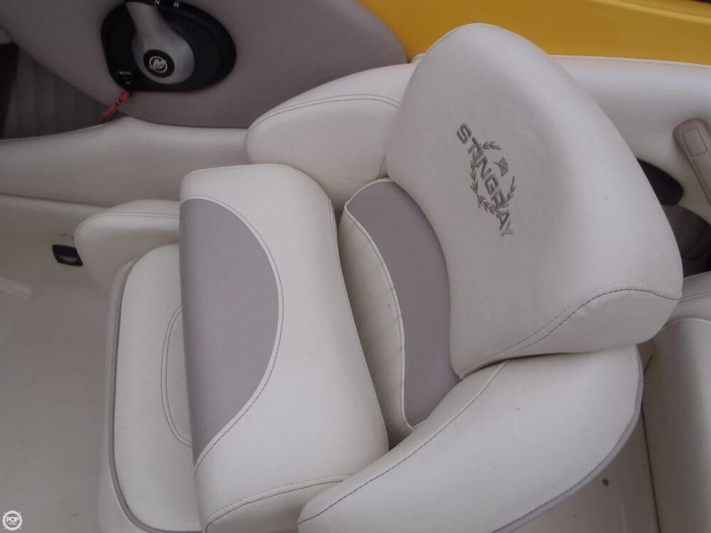 2007 Stingray 230 SX - Photo #28