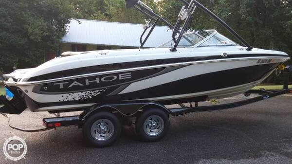 2010 tahoe 21 power boat for sale in acmar al. Black Bedroom Furniture Sets. Home Design Ideas