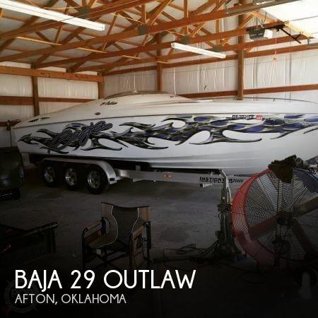 1997 Baja 29 Outlaw - Photo #1