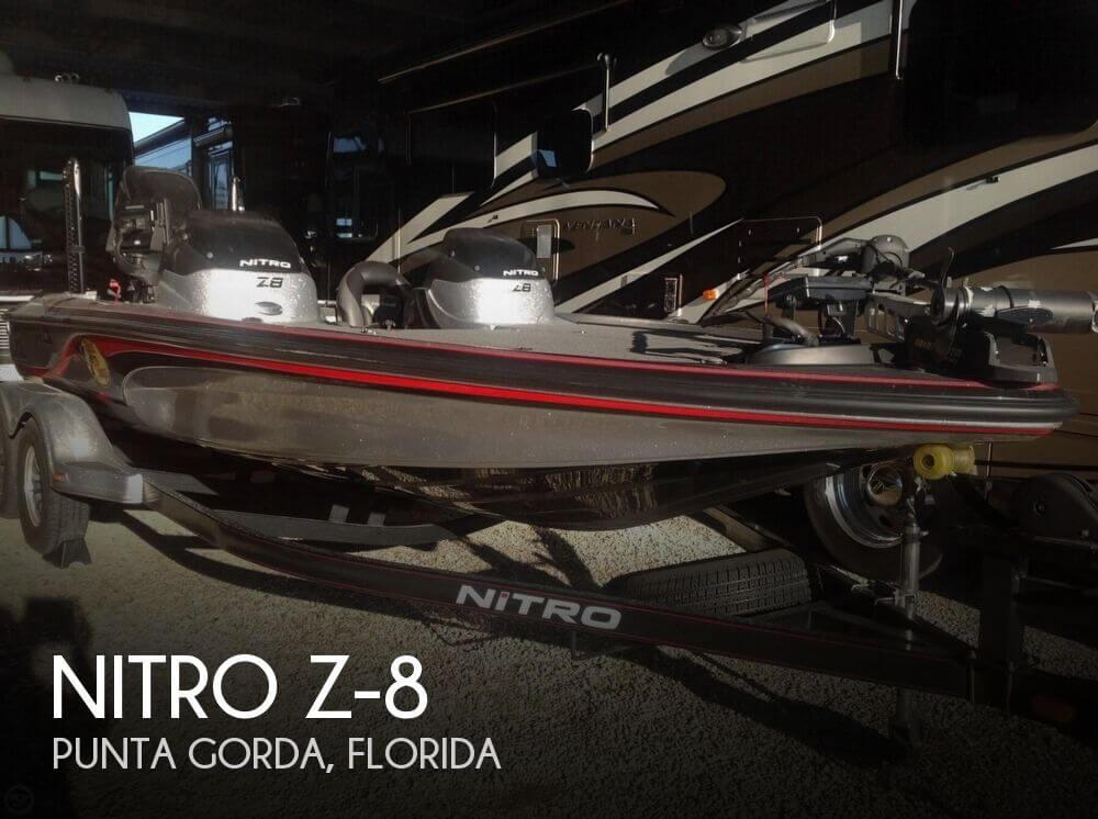 2014 Nitro Z-8 - Photo #1