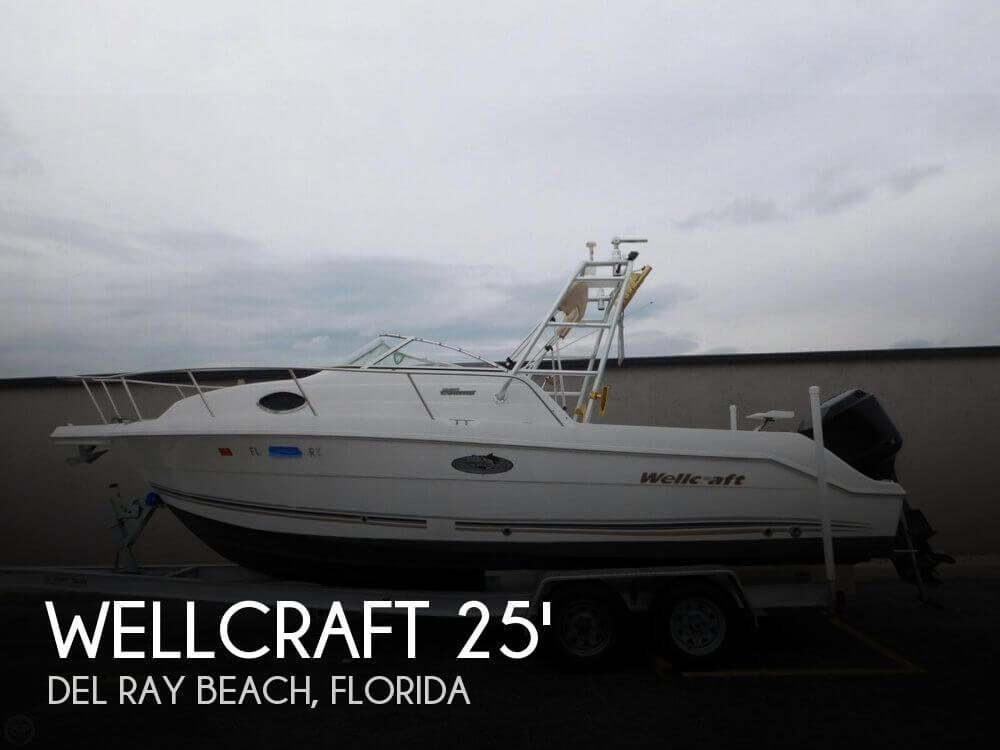 2002 Wellcraft 250 Coastal - Photo #1
