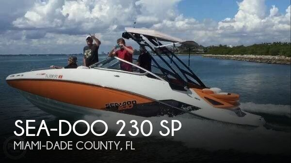 2012 Sea Doo PWC 230 SP for sale