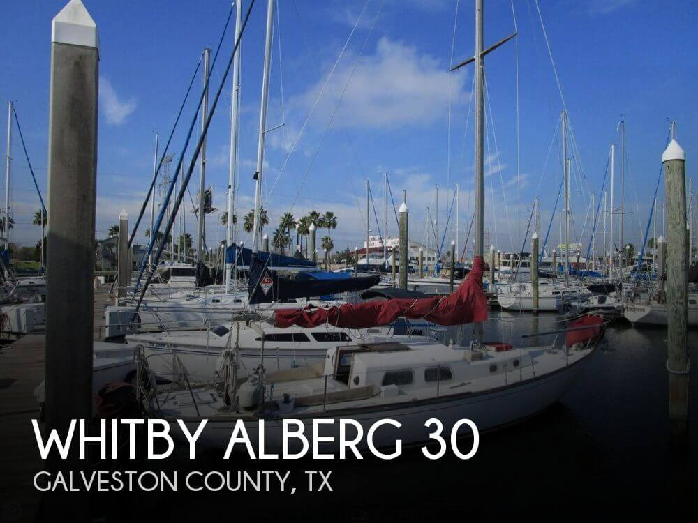 1966 Whitby Boat Works Alberg 30 - Photo #1