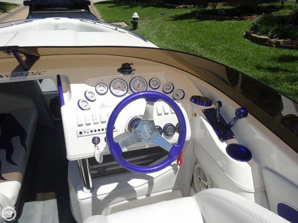 2004 Nordic Tugs boat for sale, model of the boat is Rage Open Bow & Image # 6 of 41
