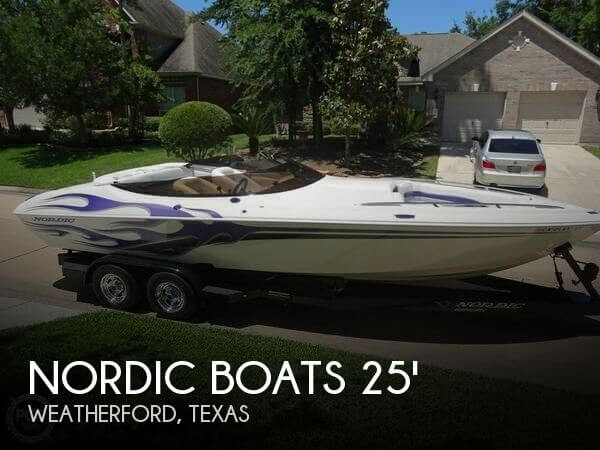 2004 Nordic Tugs boat for sale, model of the boat is Rage Open Bow & Image # 1 of 41