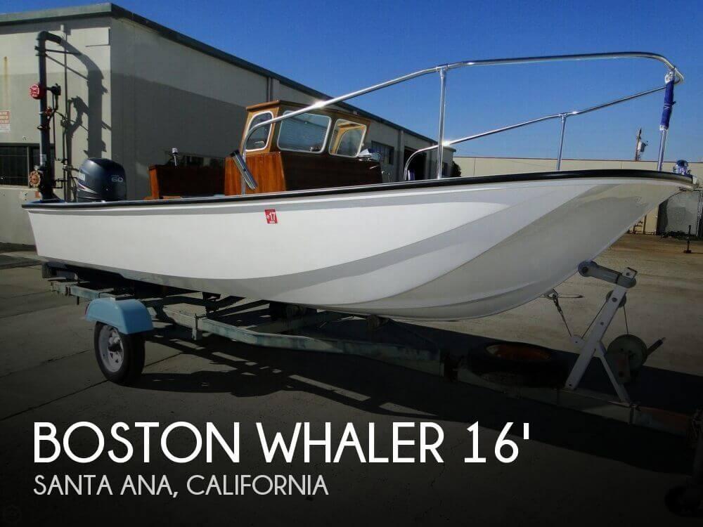1965 Boston Whaler Nauset 16 - Photo #1