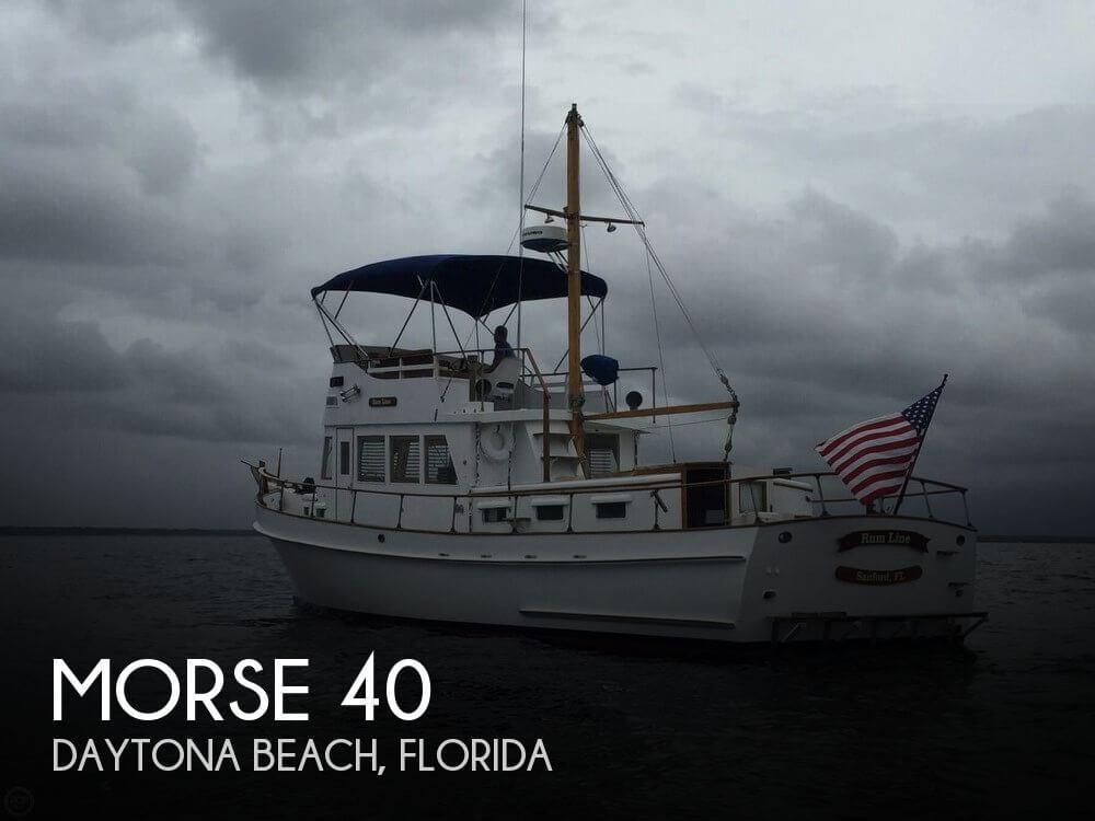 1969 Morse 40