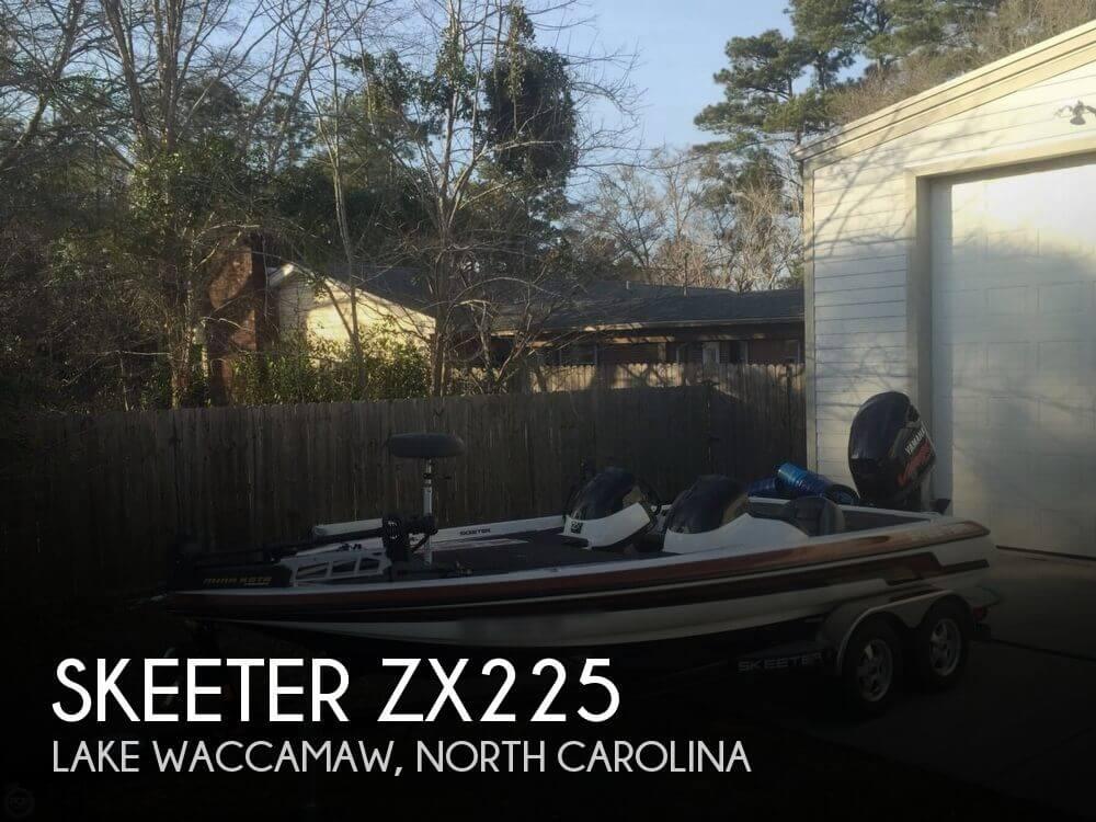 2009 Skeeter ZX225 - Photo #1