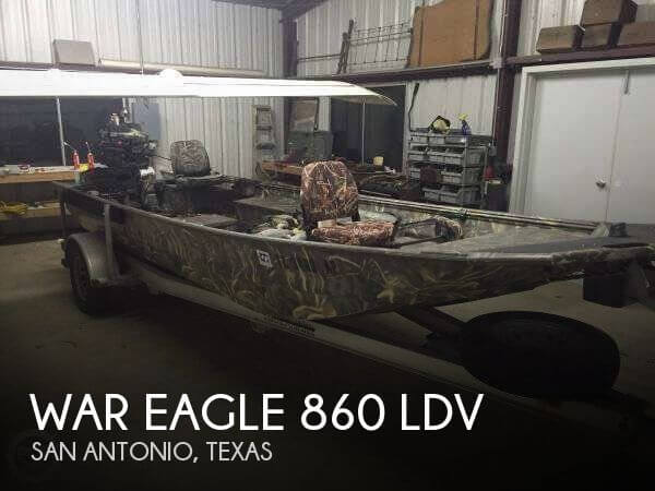 2008 WAR EAGLE 860 LDV for sale