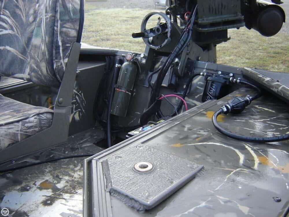 2008 War Eagle 860 LDV - Photo #26