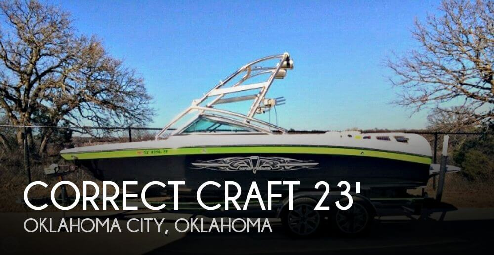 2007 Correct Craft Crossover Nautique 236 - Photo #1