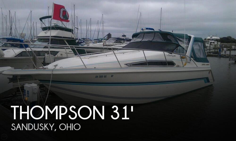 1994 Thompson 3100 Santa Cruz - Photo #1