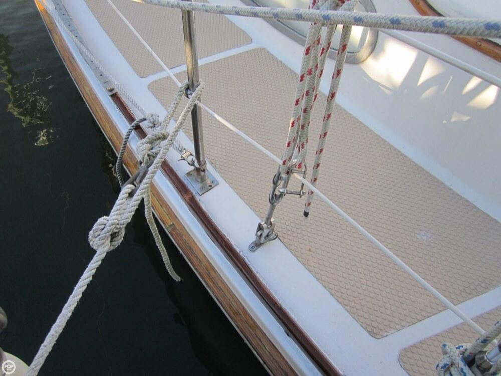 1973 Bristol Yachts 34 Sloop - Photo #17