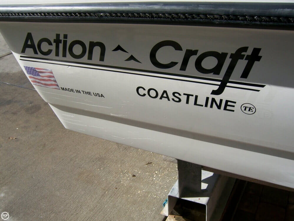 2005 Action Craft 2002 - Photo #20