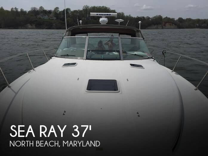 Used Sea Ray Boats For Sale in Maryland by owner | 1997 Sea Ray 37