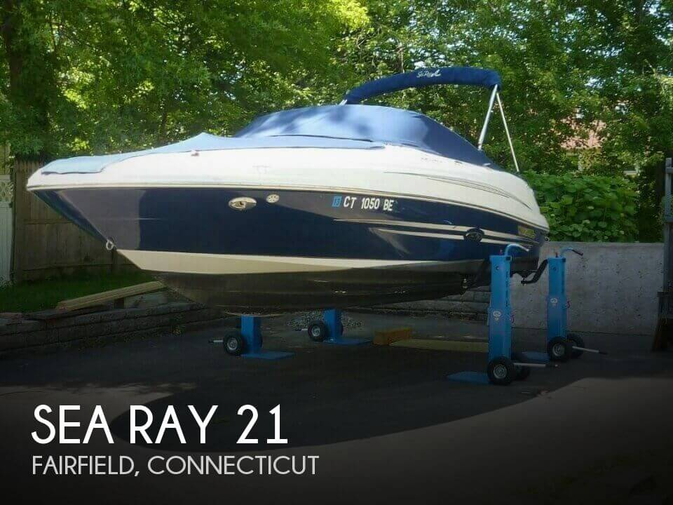 Used Sea Ray Deck Boats For Sale by owner | 2011 Sea Ray 21