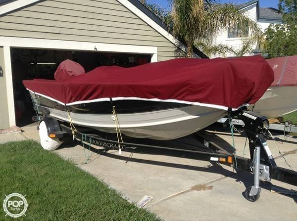 2001 Smoker Craft boat for sale, model of the boat is Millentia 172 & Image # 10 of 40