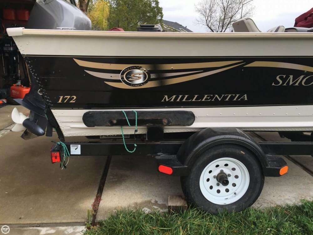 2001 Smoker Craft boat for sale, model of the boat is Millentia 172 & Image # 9 of 40