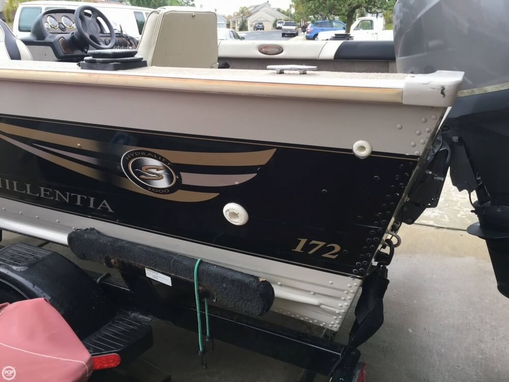 2001 Smoker Craft boat for sale, model of the boat is Millentia 172 & Image # 22 of 40