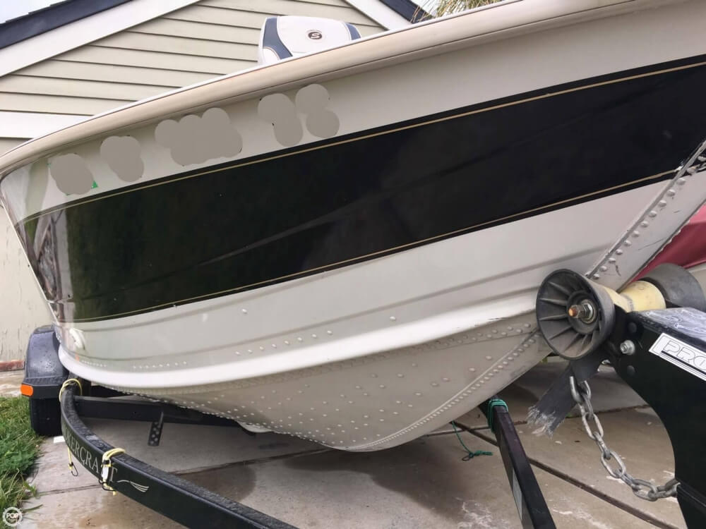2001 Smoker Craft boat for sale, model of the boat is Millentia 172 & Image # 27 of 40