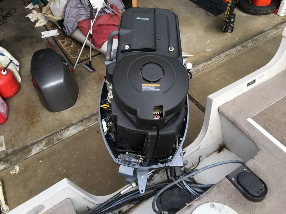 2001 Smoker Craft boat for sale, model of the boat is Millentia 172 & Image # 35 of 40