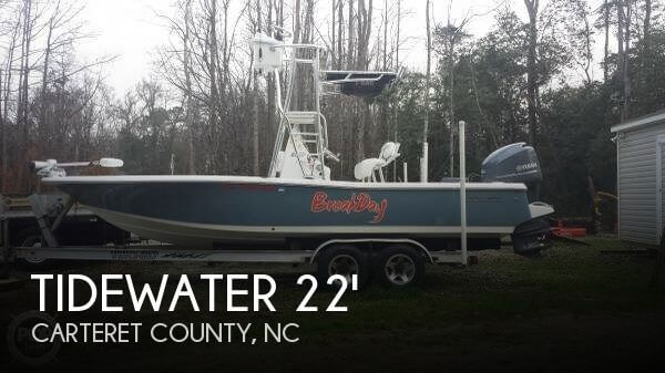 Used Ski Boats For Sale in North Carolina by owner | 2012 Tidewater 22