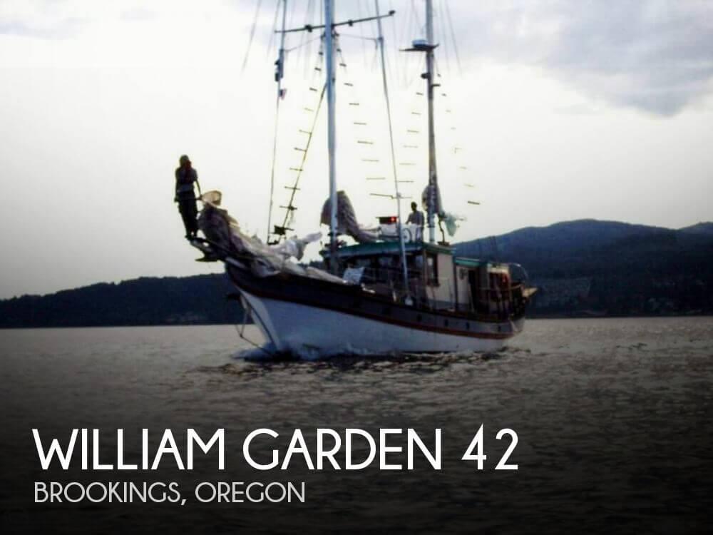 1970 William Garden 42 for sale