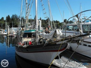 William Garden 42 Pilothouse Ketch, 60', for sale - $37,500