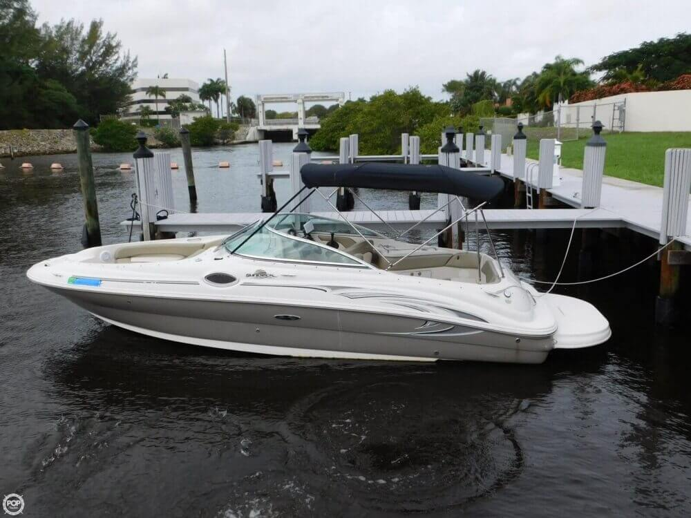 2005 Sea Ray 240 Sundeck - Photo #5