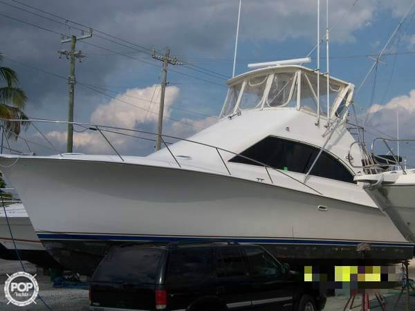 1991 Ocean Yachts 42 Super Sport - Photo #5