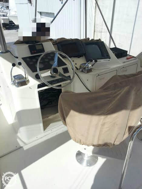 1991 Ocean Yachts 42 Super Sport - Photo #16