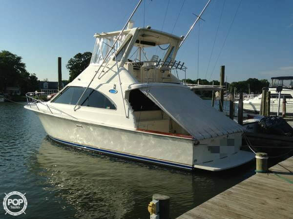 1991 Ocean Yachts 42 Super Sport - Photo #25