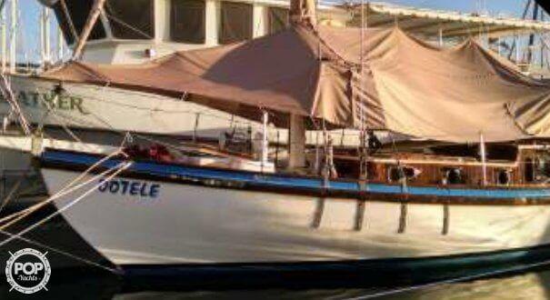 1972 Bluewater Yachts Ingrid 38 - Photo #2